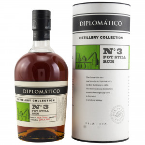 Diplomatico (Botucal) No. 3 Pot Still Rum
