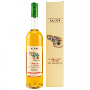 Clairin Sajous 2017/2019 21 Monate Single Cask