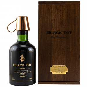 Black Tot Last Consignment British Royal Naval Rum