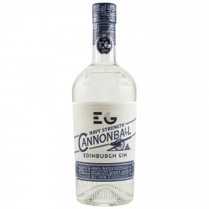 Edinburgh Cannnonball Navy Strength Gin