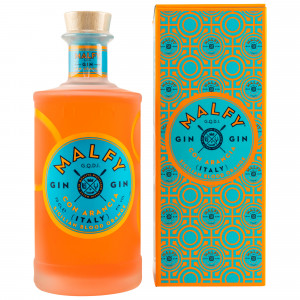 Malfy Gin Con Arancia mit Geschenkverpackung