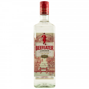 Beefeater London Dry Gin (Liter)