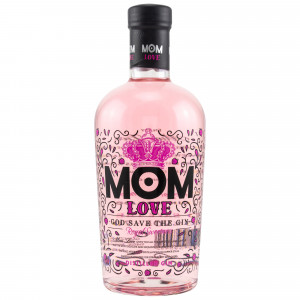 Mom Love Royal Smoothness Gin