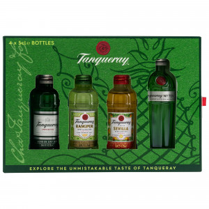 Tanqueray Gin Probierset