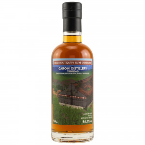 Caroni 20 Jahre  - Batch 2 (That Boutique-y Rum Company)