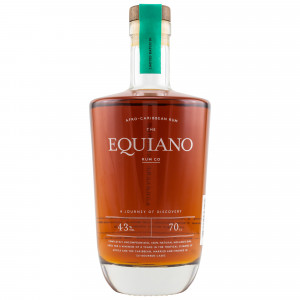 Equiano 8 Jahre Afro-Caribbean Rum