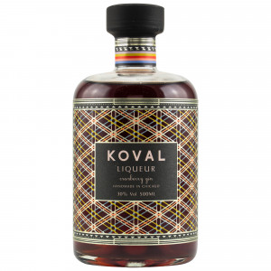 Koval Liqueur Cranberry Gin