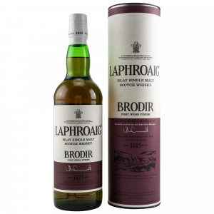 Laphroaig Brodir Port Wood Finish