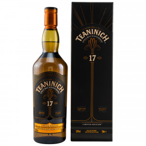 Teaninich 17 Jahre Limited Edition