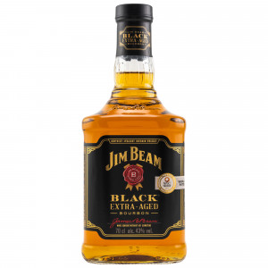 Jim Beam Black Label Extra Aged Bourbon