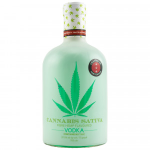 Cannabis Sativa Vodka