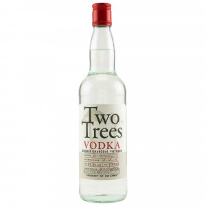 Two Trees Vodka Double Charcoal Filtered