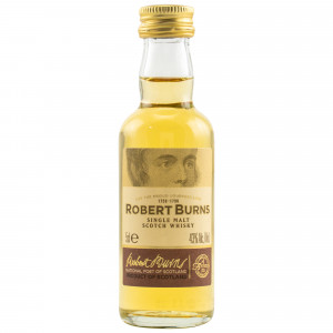 Arran Robert Burns Single Malt (Miniatur)