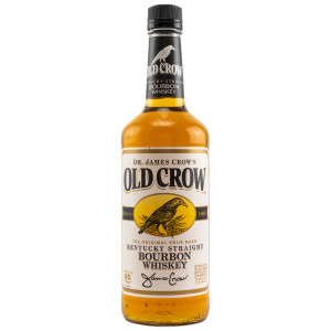 Old Crow The Original Sour Mash Kentucky Straight Bourbon Whiskey