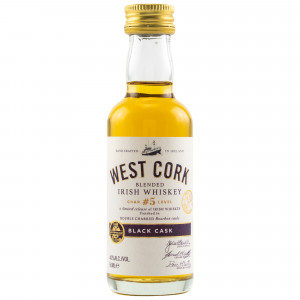 West Cork Black Cask (Irland) (Miniatur)