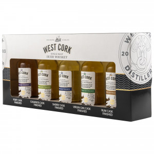 West Cork Small Batch Collection (Miniaturset)