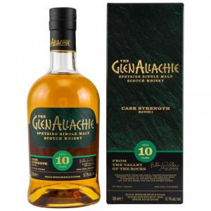 GlenAllachie 10 Jahre Cask Strength Batch 01