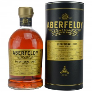 Aberfeldy 1996 - 20 Jahre Double Cask Limited Edition Exceptional Cask Series