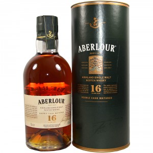Aberlour 16 Jahre - Double Cask Matured - Version 43,0% Vol.