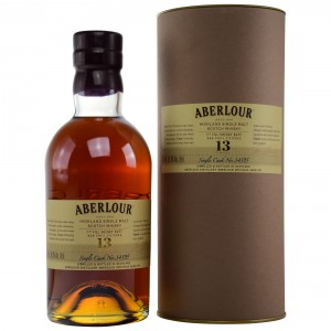 Aberlour 13 Jahre Single Cask No. 34595