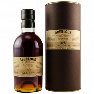 Aberlour 2003 Vintage First Fill Sherry Butt Single Cask-Nr. 9044 Cask Strength