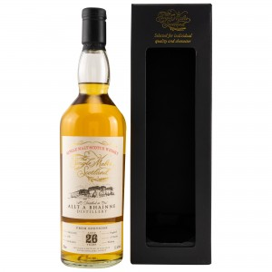 Allt-A-Bhainne 1992/2018 26 Jahre Cask No. 036 (The Single Malts of Scotland)