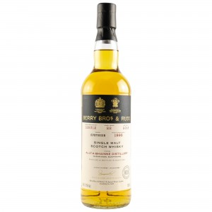 Allt-A-Bhainne 1995/2018 Cask No. 125312 (Berry Bros and Rudd)
