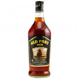 Amrut - Old Port Rum 42,8%