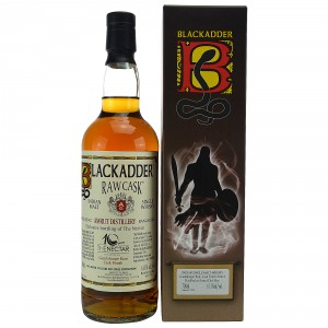 Amrut Single Malt mit Guadaloupe Rum Cask Finish (Blackadder Rawcask) (Indien)