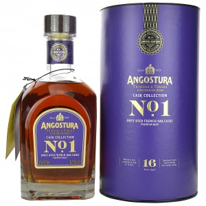 Angostura 16 Jahre Cask Collection No.1 (Trinidad & Tobago)