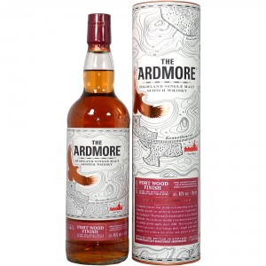 Ardmore 12 Jahre Port Wood Finish