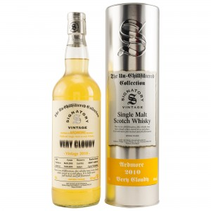 Ardmore 2010/2019 Very Cloudy Casks No. 800977+800978 (Bourbon Barrels) (Signatory Un-Chillfiltered)