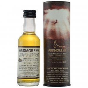 Ardmore Traditional Cask Peated (Miniatur)
