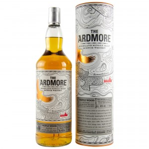 Ardmore Triple Wood Peated (Liter)