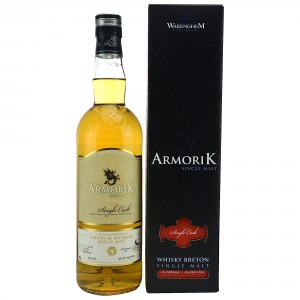 Armorik 2013 Single Bourbon Cask No. 2505 (Frankreich)