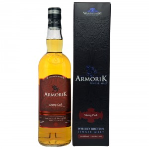 Armorik Single Malt Sherry Cask (Alte Ausstattung)