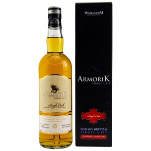 Armorik 2010 Single Pedro Ximenez Sherry Cask No. 3511 (Frankreich)