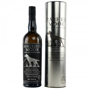 Arran Machrie Moor Cask Strength 4th Edition