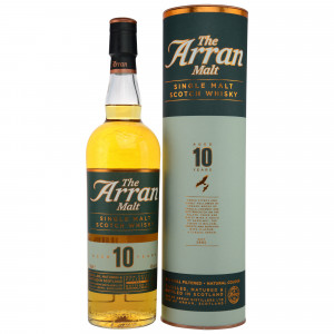 Arran 10 Un-Chillfiltered (Alte Ausstattung)