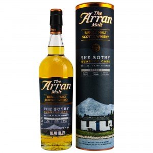 Arran The Bothy - Quarter Cask - Cask Strength Batch 4