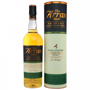 Arran The Sauternes Cask Finish (Alte Ausstattung)