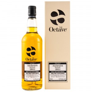 Auchroisk 2012/2018 Single Cask No. 7719145 The Octave (Duncan Taylor)