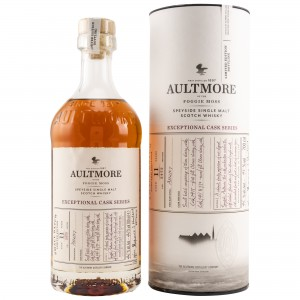 Aultmore 11 Jahre Small Batch Limited Edition Exceptional Cask Series