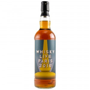 Aultmore 2006/2018 Sherry Butt No. #900187 - Whisky Live Paris 2018