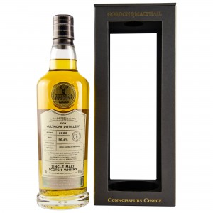 Aultmore 2000/2018 Cask Strength (G&M Connoisseurs Choice)
