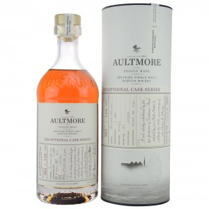 Aultmore 20 Jahre Double Casked Limited Edition Exceptional Cask Series