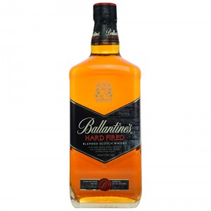 Ballantines Hard Fired (Liter)