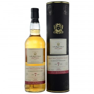 Balmenach 2010/2017 7 Jahre Oloroso Sherry Finish (A.D. Rattray)