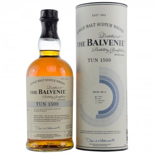 The Balvenie TUN 1509 Batch 4