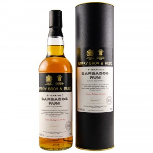 Barbados Rum 2004/2018 13 Jahre Single Cask No. 16 (Berry Bros and Rudd)